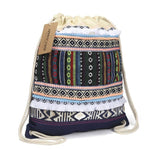 Design Backpack Ethnic Style [The Best Affordable Online Ethnic Shop] - Unusual Trendy