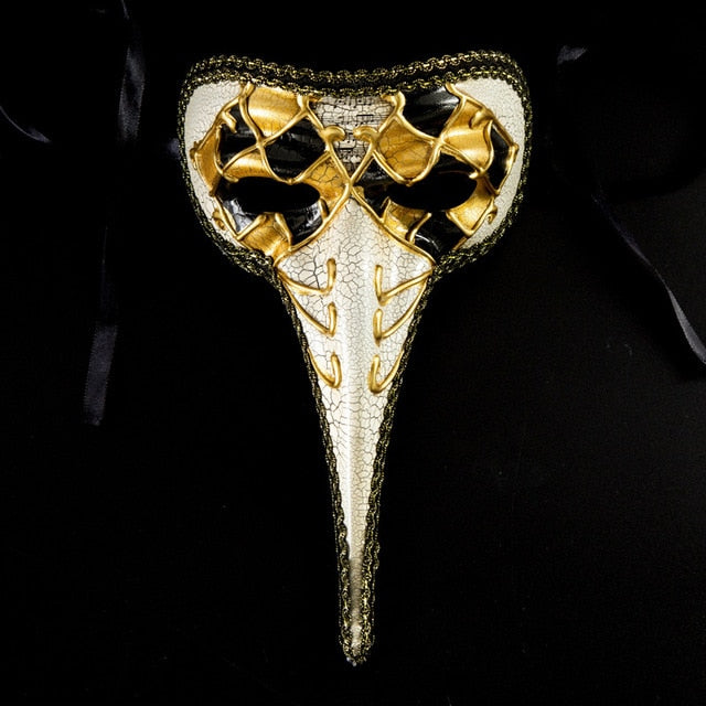 Venetian mask long nose gifts for husband