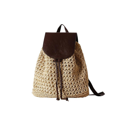 Women vintage backpack gypsy chic [The Best Affordable Online Ethnic Shop] - Unusual Trendy