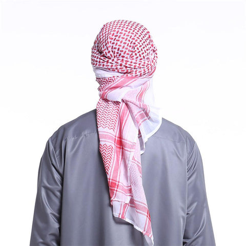 Keffiyeh orientalischer Turban traditionell [The Best Affordable Online Ethnic Shop] - Unusual Trendy