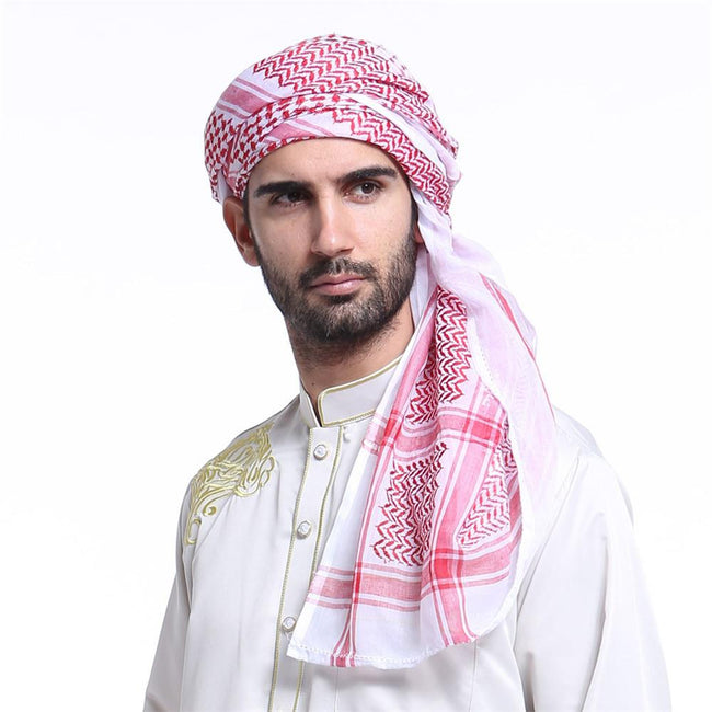 Keffiyeh Middle East Traditional Turban