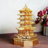 Pagoda Feng Shui Home Decoration
