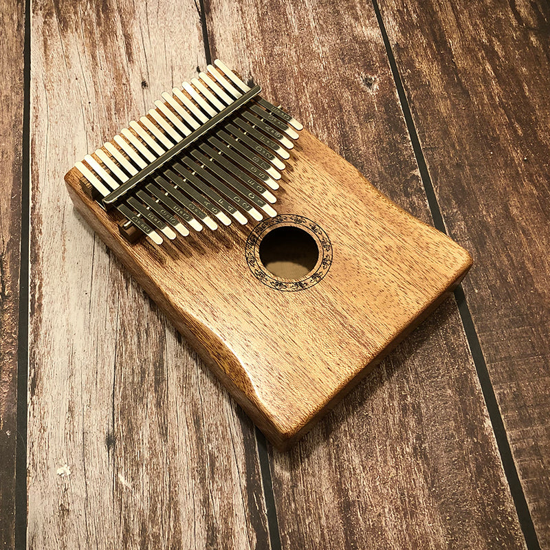 Kalimba African instrument Natural Mini Keyboard [The Best Affordable Online Ethnic Shop] - Unusual Trendy