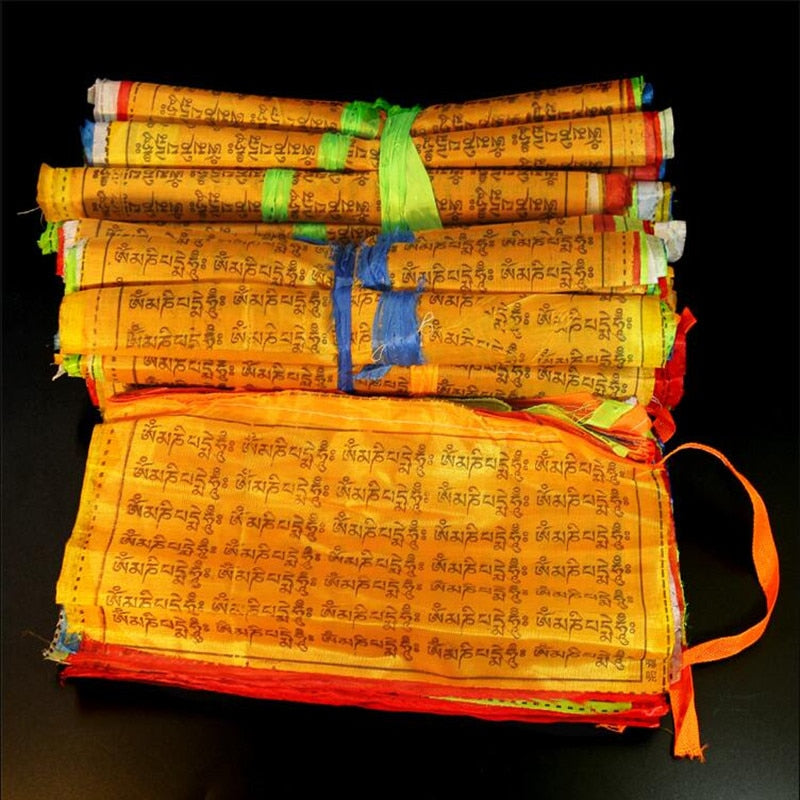 5 Meters Tibetan Hanging Prayer Flag
