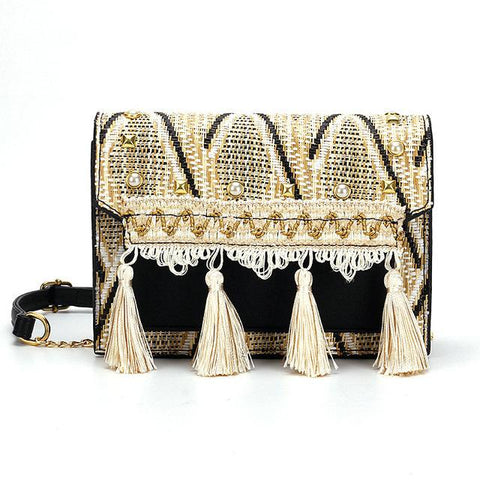 Boho bags Shoulder Women Ethnic Crossbody [The Best Affordable Online Ethnic Shop] - Unusual Trendy
