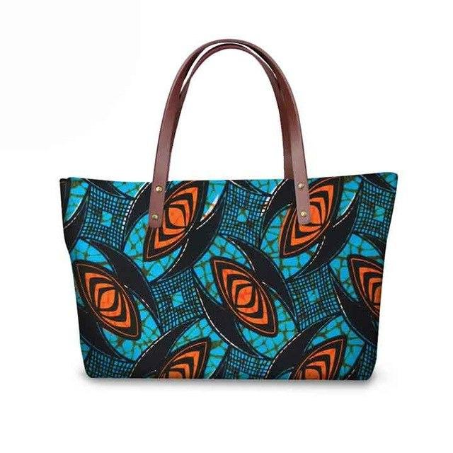 African handbags and purses printed [The Best Affordable Online Ethnic Shop] - Unusual Trendy