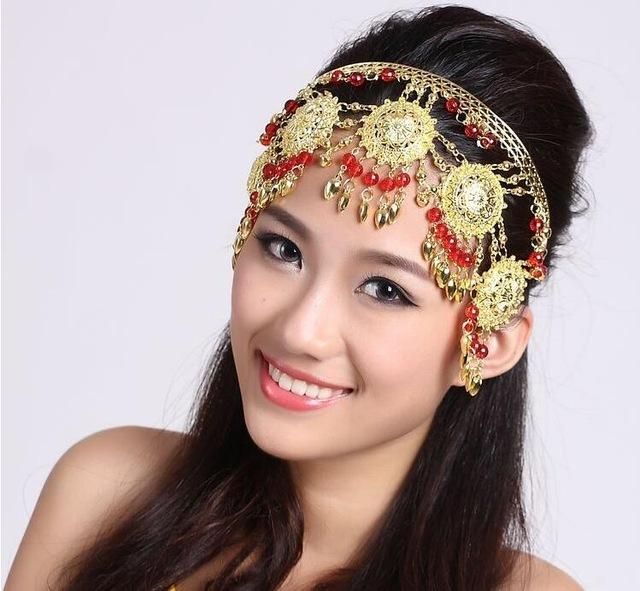 Bollywood Hair Ornament [The Best Affordable Online Ethnic Shop] - Unusual Trendy