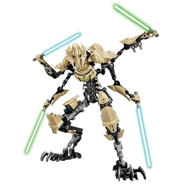 Star Wars figures buildable figurines toy For Kids [The Best Affordable Online Ethnic Shop] - Unusual Trendy