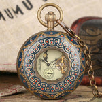 Mechanical Pocket Watch for Men or Women [The Best Affordable Online Ethnic Shop] - Unusual Trendy