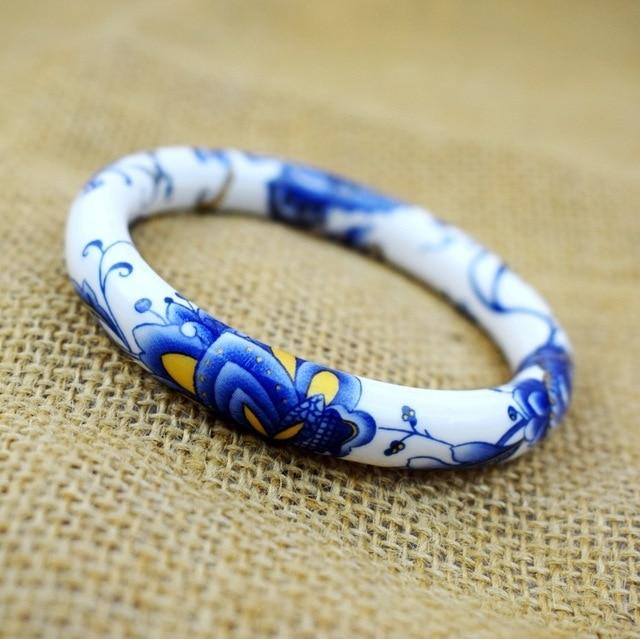 Chinese ceramic bracelets Classical [The Best Affordable Online Ethnic Shop] - Unusual Trendy