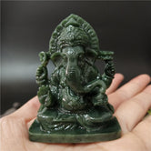 Ganesha Buddha Statue Indian God