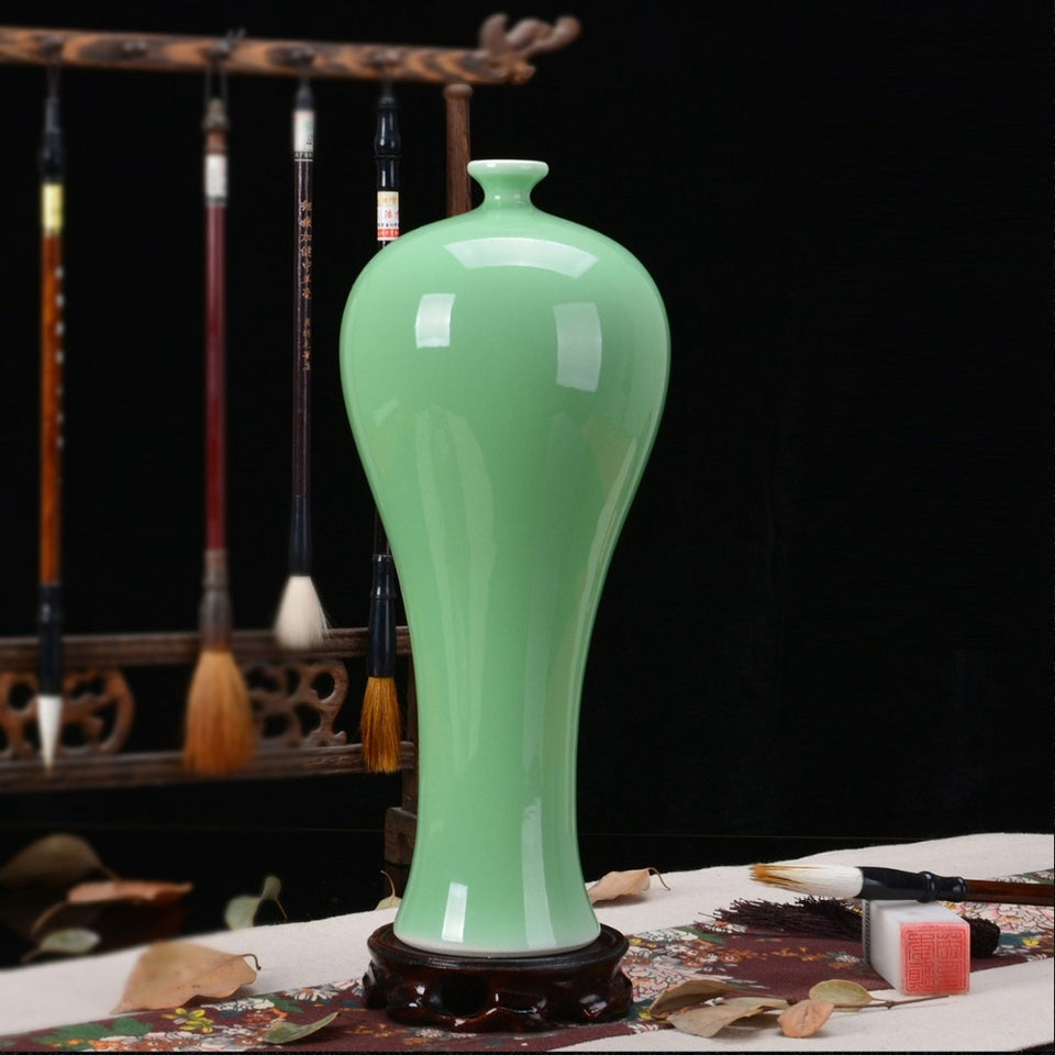 Jingdezhen handgefertigte antike Keramikvase [The Best Affordable Online Ethnic Shop] - Unusual Trendy