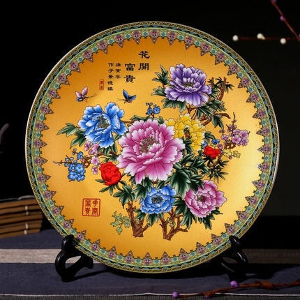 Chinese Porcelain Handmade ceramic Antique style [The Best Affordable Online Ethnic Shop] - Unusual Trendy