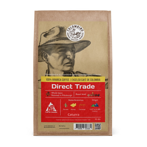 Corinto Cauca | Medium Dark Roast.