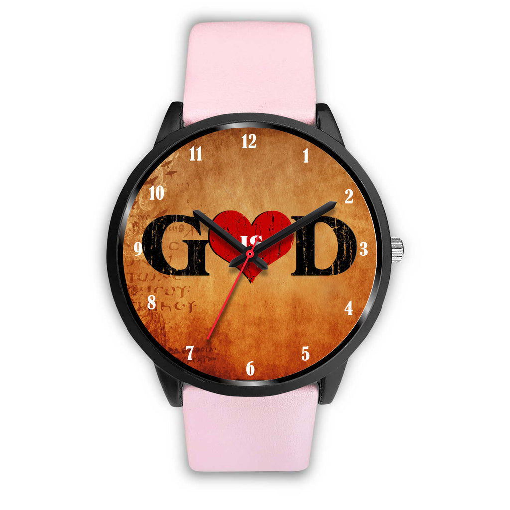 Christian Black Watch, God Is Love