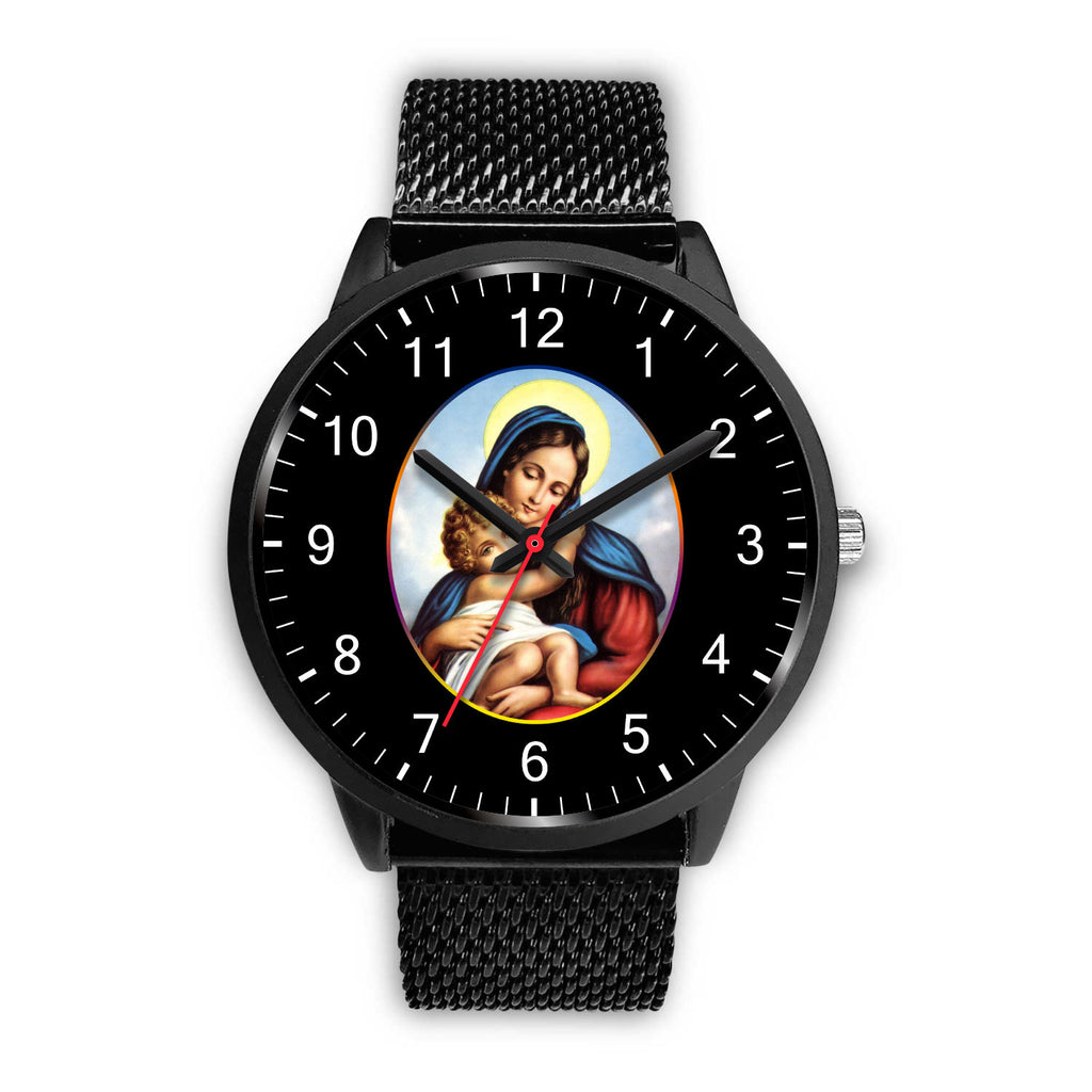 """Virgin Mary"" (D2) Black Watch"