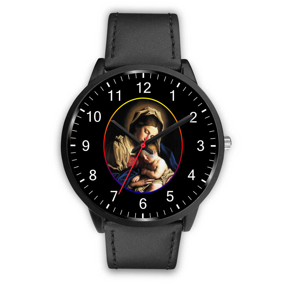 """Virgin Mary"" (D3) Black Watch"