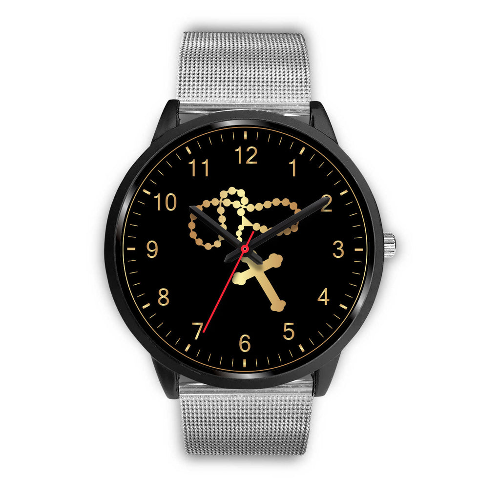 """Holy Rosary"" (D2) Black Watch"
