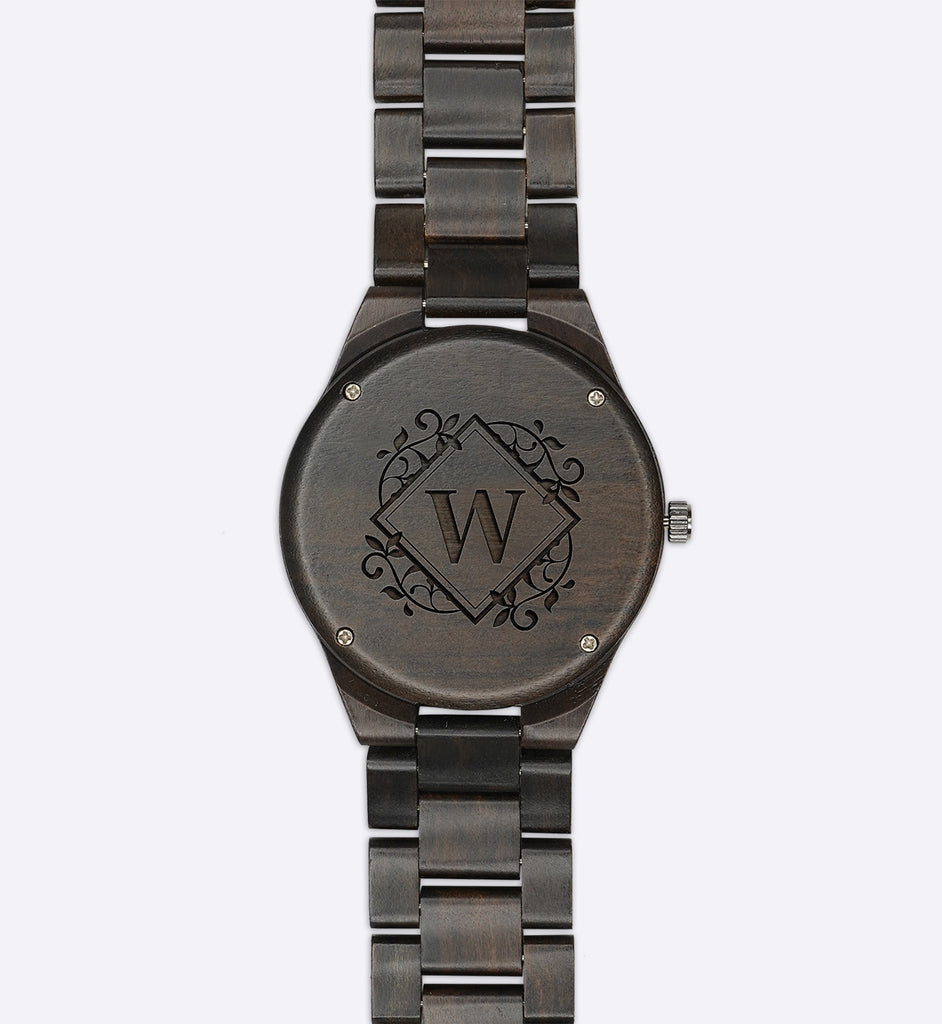 Wood Watch (Faith, Hope, & Love)