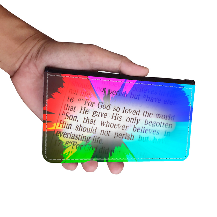 Scripture Wallet Phone Case - Christian Phone Case - Iphone Phone Case - Samsung Phone Case