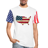 Patriotic Shirts - United States Stars & Stripes Unisex Tees