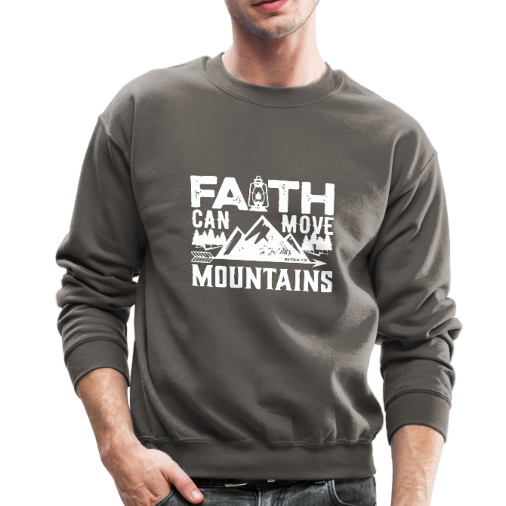Faith Men's Sweatshirt - asphalt gray