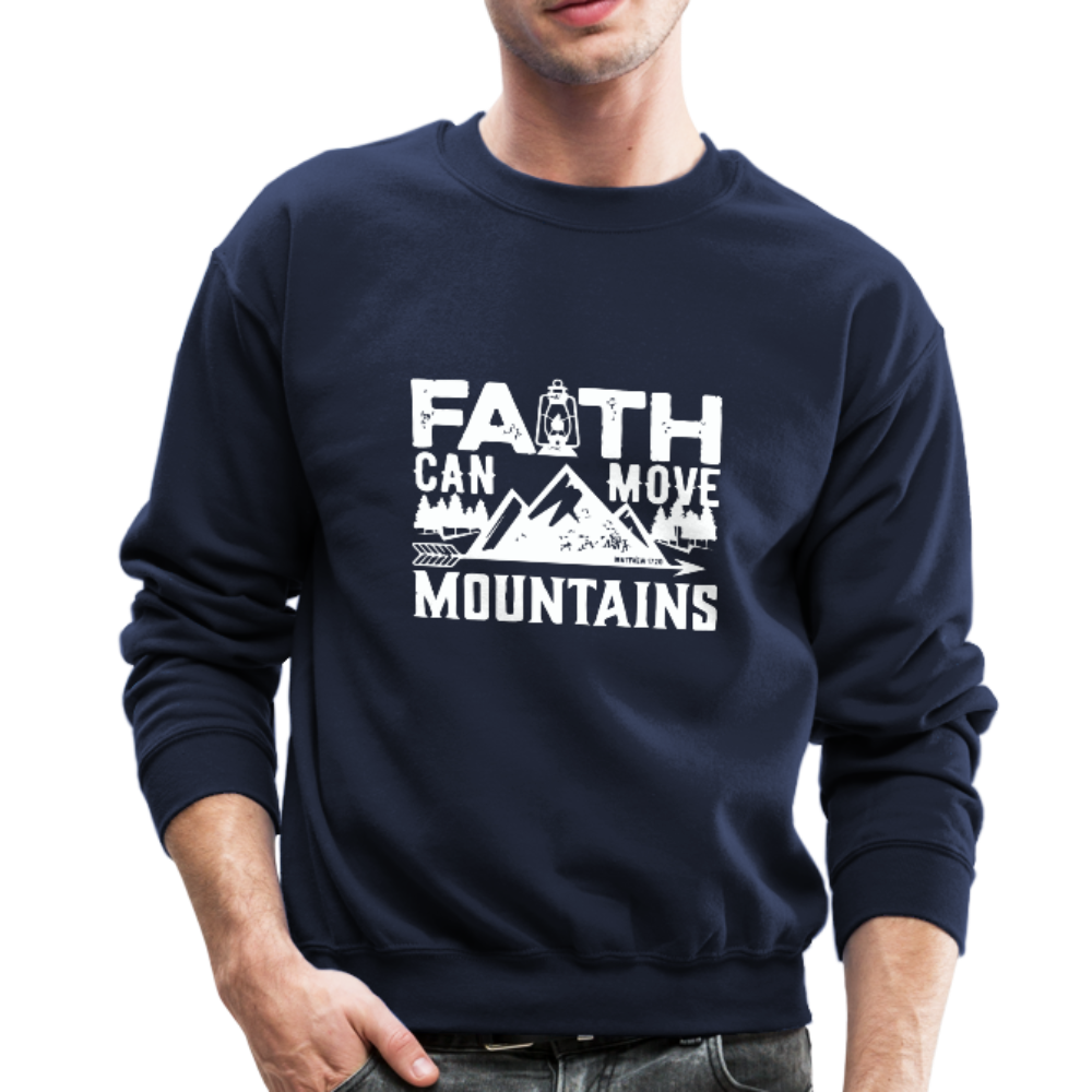 Faith Men's Sweatshirt - navy