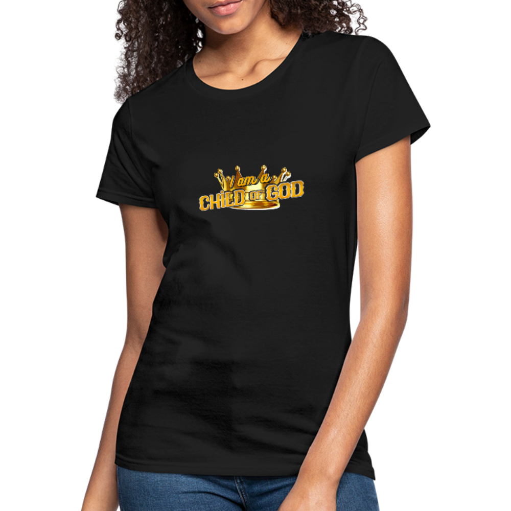 Child Of God Women's Jersey Shirt - black