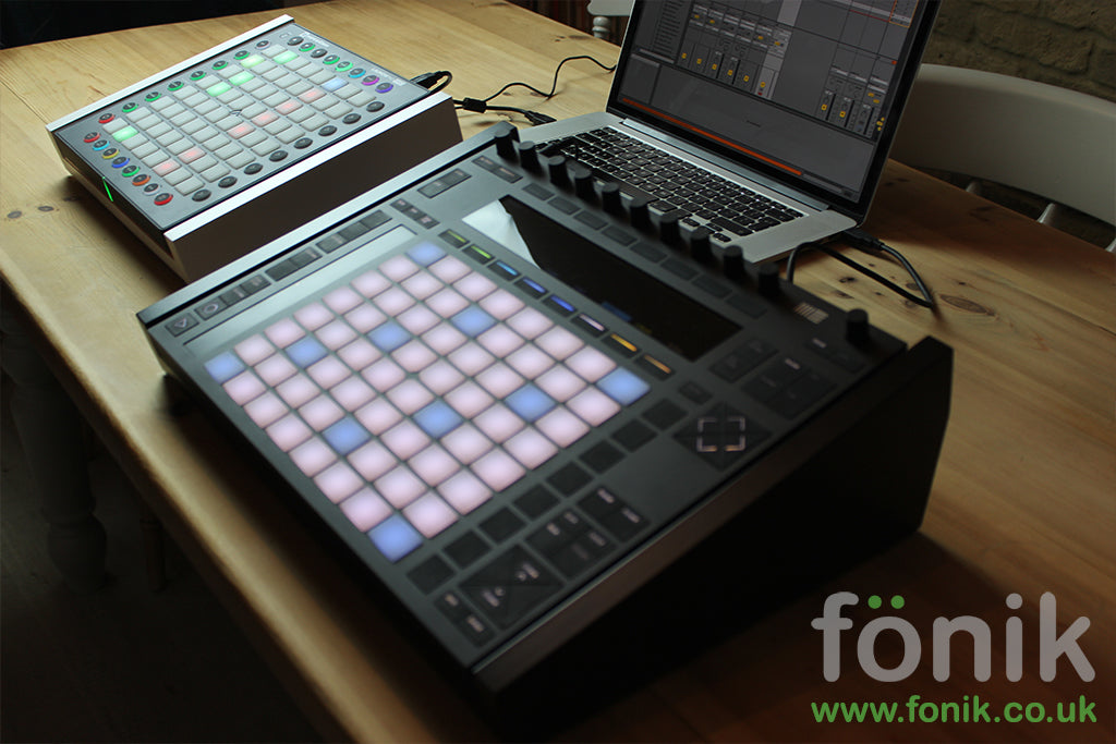 fonik hand made stands for ableton live controllers
