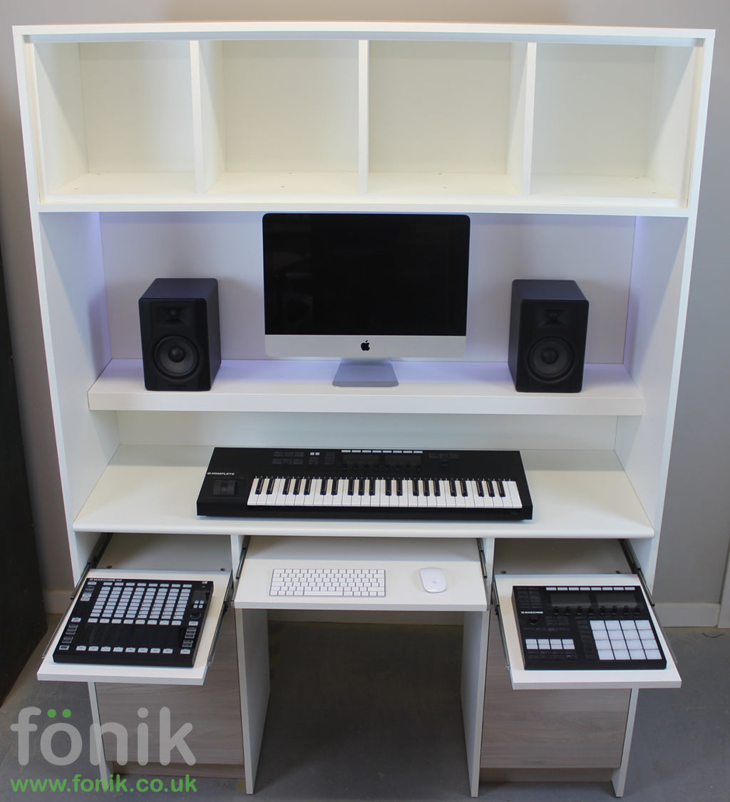 fonik customised studio furniture for music production