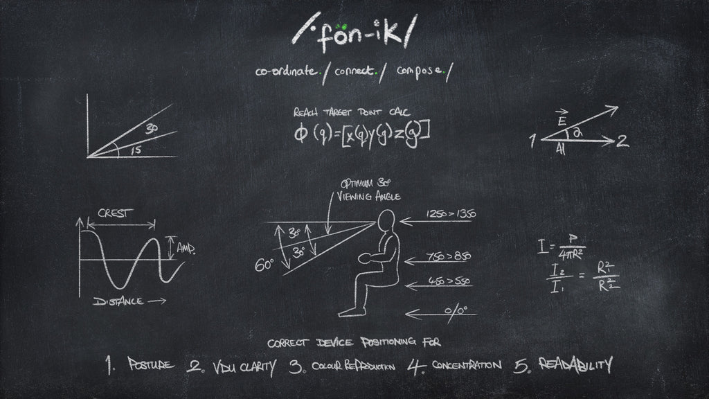 fonik audio innovations chalkboard