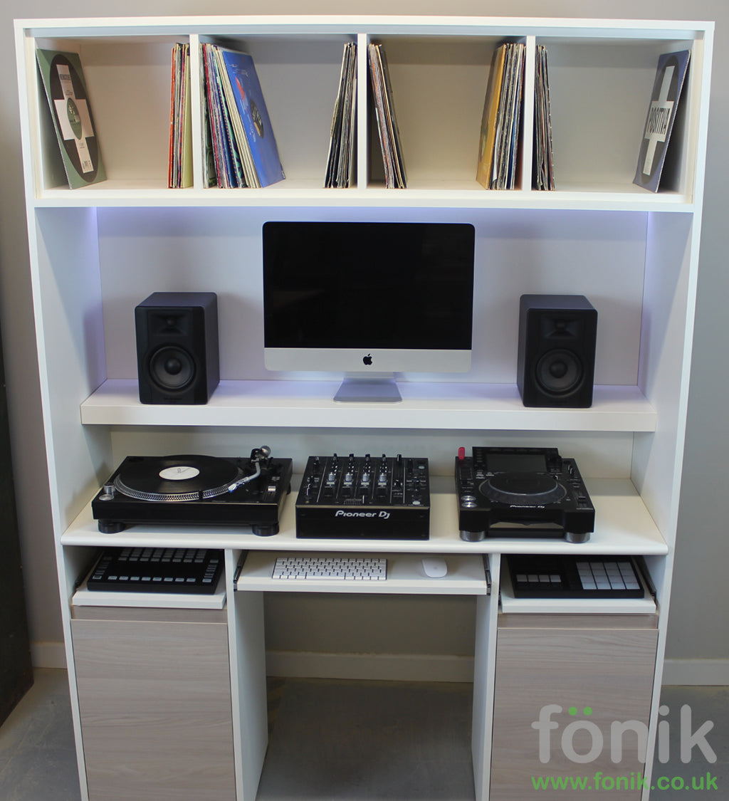 fonik bespoke furniture for music production