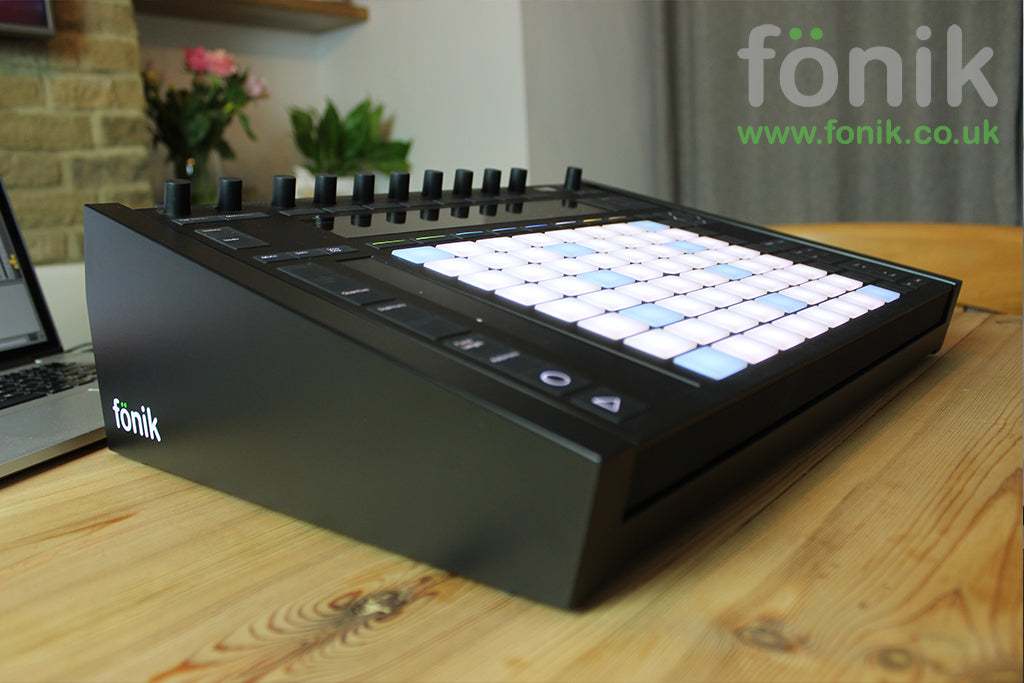 Black Fonik Audio Stand For Ableton Push 2
