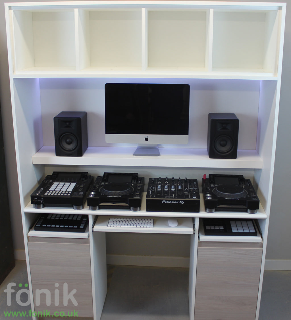 Fonik furniture for DJs and music producers