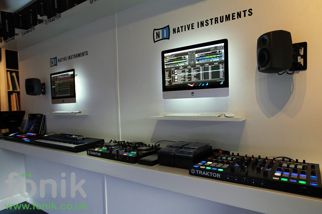 Fonik Bespoke Shop Fit The Disc DJ Store Native Instruments