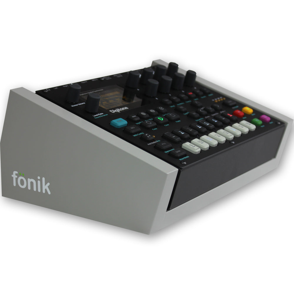 Grey Fonik Stand For Elektron Digitone/Digitakt x 1