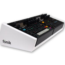 Load image into Gallery viewer, White Fonik Stand For Elektron Digitone/Digitakt x 2