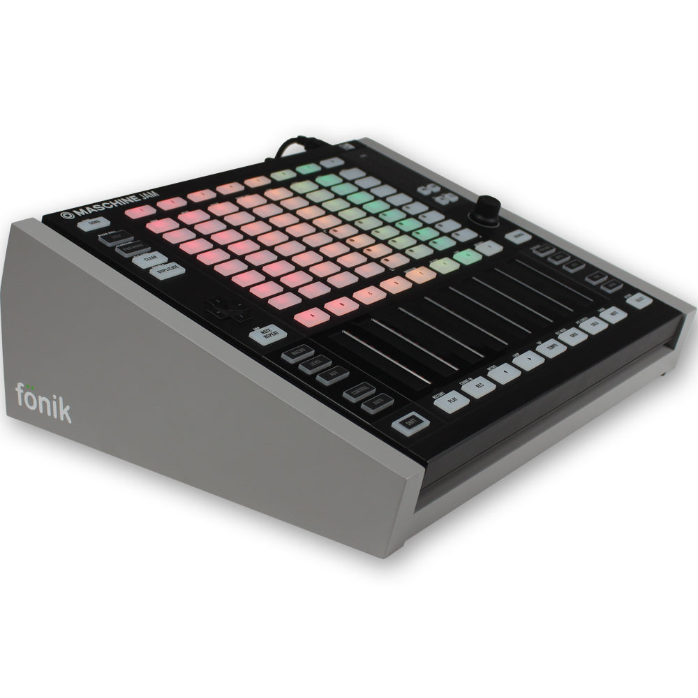 fonik stand for ni maschine jam in grey