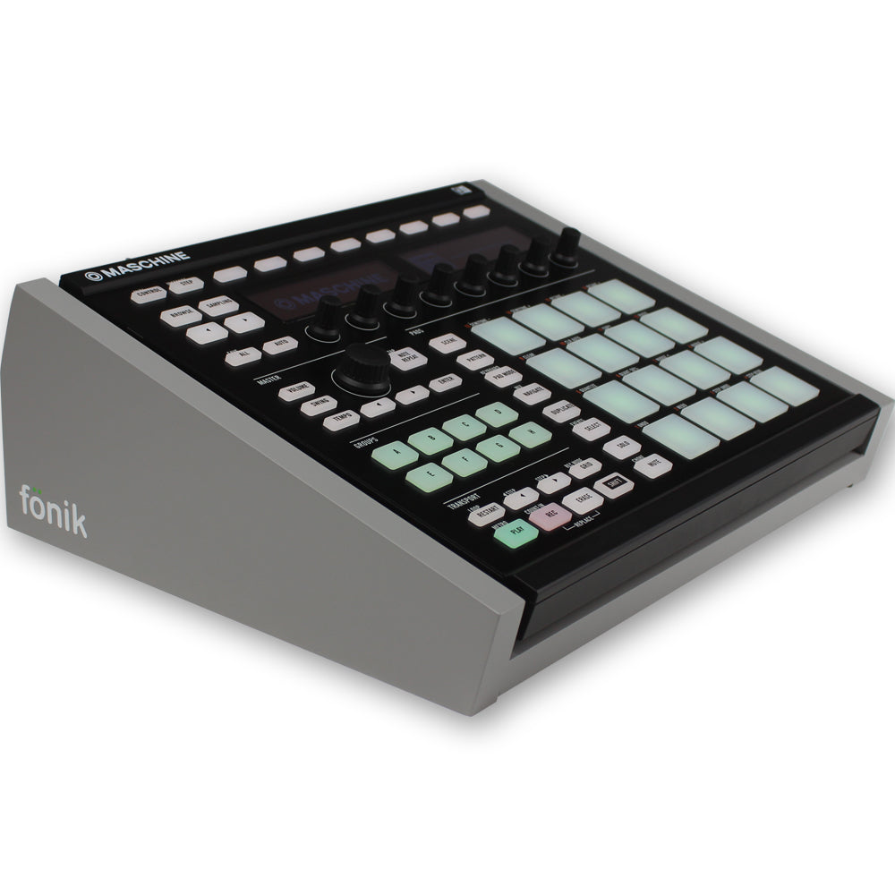 Grey Fonik Stand For Native Instruments Maschine MK2