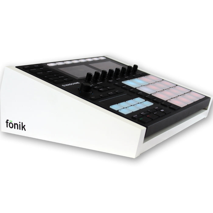 fonik stand for ni maschine mk3 in white