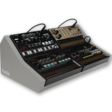 Load image into Gallery viewer, Original Stand For 4 x Korg Volca