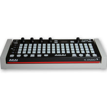 Load image into Gallery viewer, grey fonik stand for akai fire front view