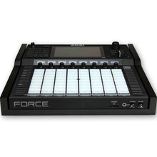 Load image into Gallery viewer, black fonik stand for akai force front view