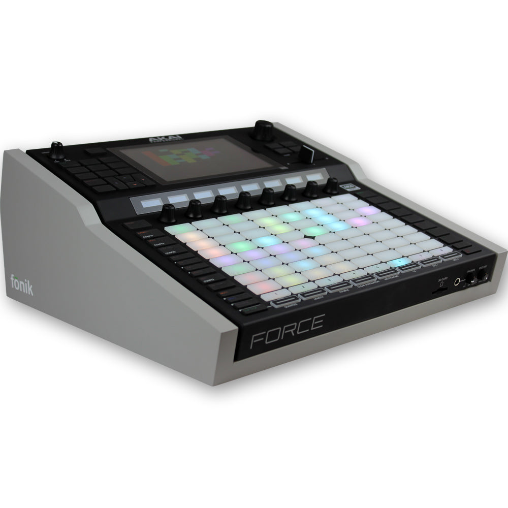 fonik stand for akai force in grey