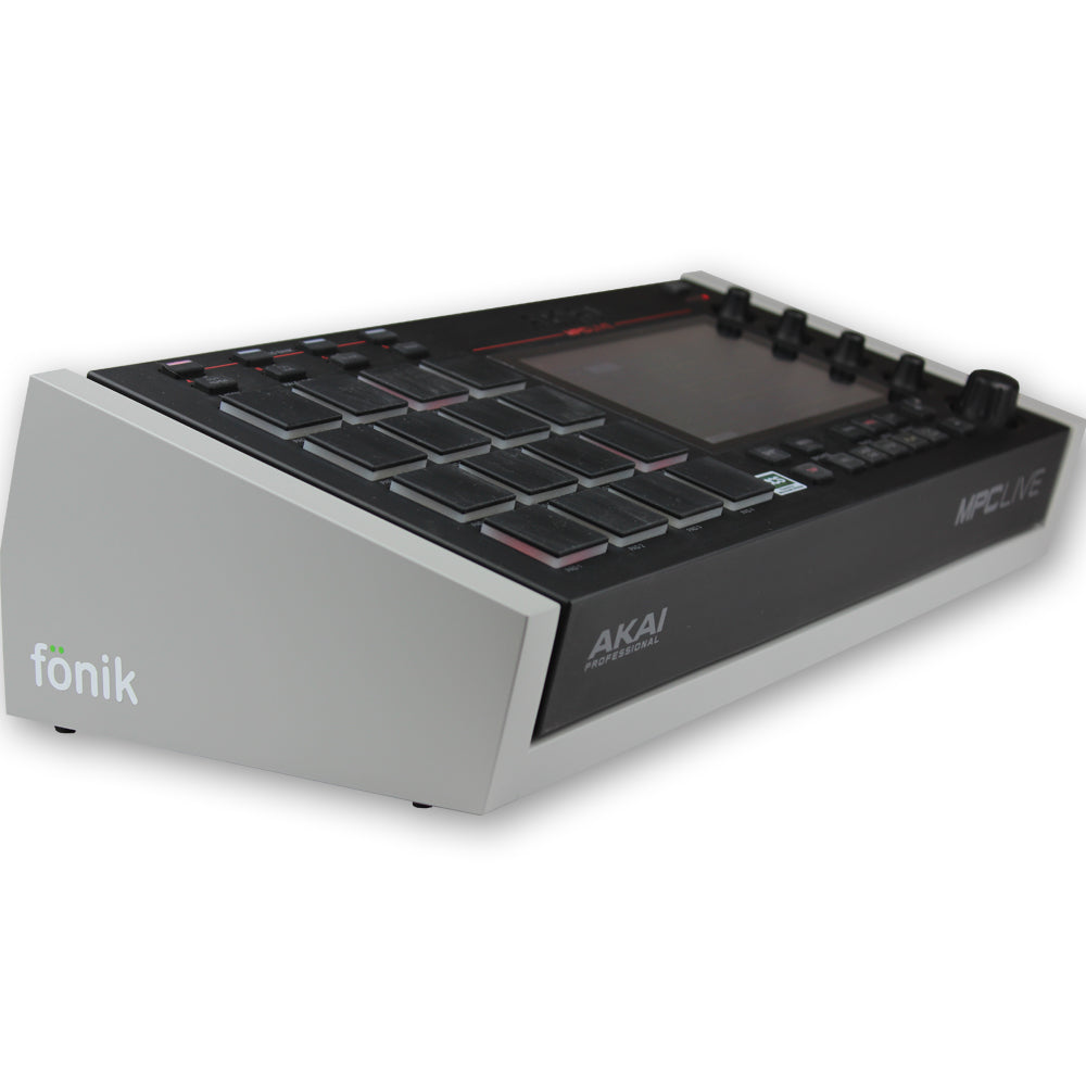 fonik stand for akai mpc live in grey