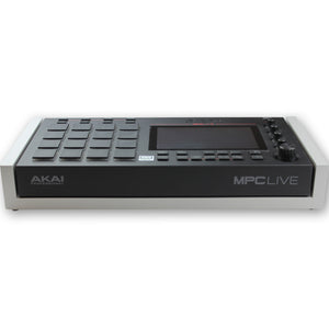 grey fonik stand for akai mpc live front view