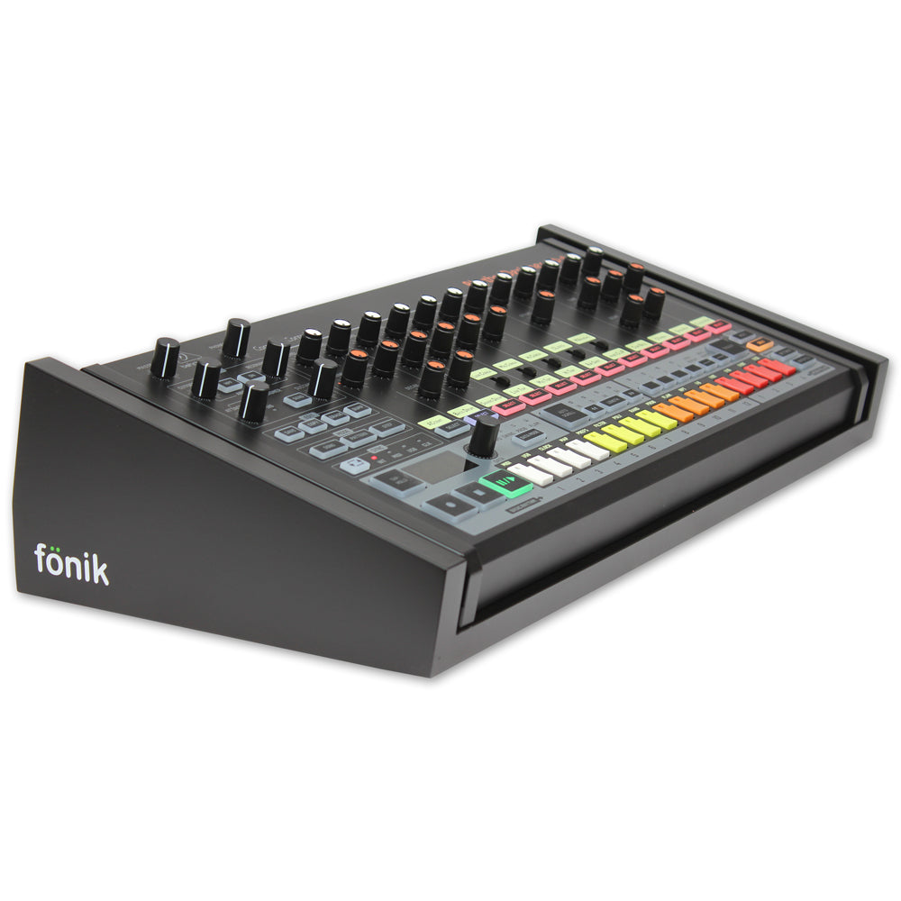 fonik stand for behringer rd-8 in black