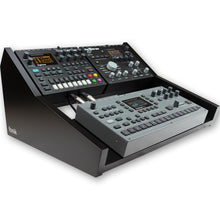 Load image into Gallery viewer, fonik stand for elektron multi setup up in black