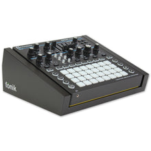 Load image into Gallery viewer, fonik stand for novation circuit mono station in black