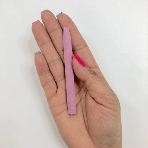 Stone Cuticle Pusher + Remover